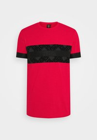 Glorious Gangsta - BARCO TEE - T-shirt con stampa - red/black - 4