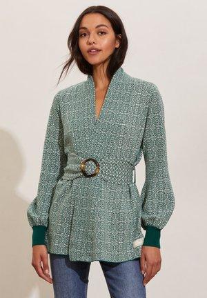 CHRISTINE - Cardigan - green