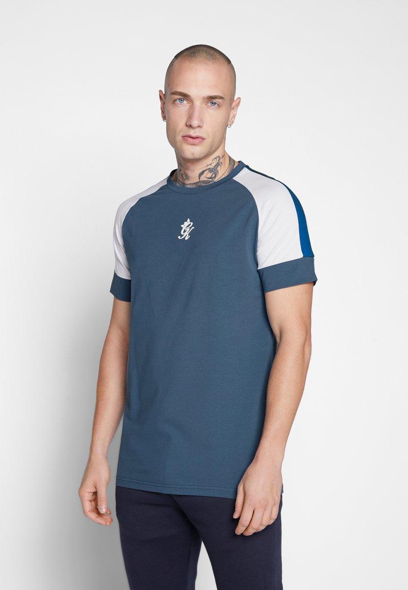 Gym King - CORE PLUS  - Camiseta estampada - bearing sea