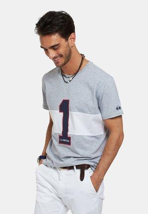 RAISEN - T-shirt print - optic white