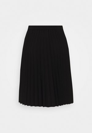 SLFALEXIS SHORT SKIRT - A-line skirt - black