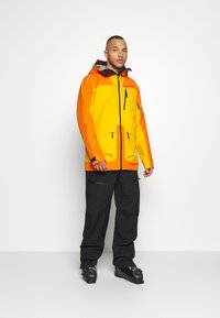 Oakley - LINED SHELL PANT - Snow pants - blackout - 1