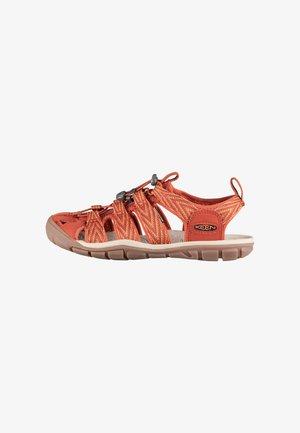 CLEARWATER CNX  - Walking sandals - brick dust/pheasant