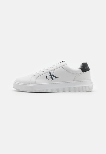CHUNKY CUPSOLE LACEUP - Trainers - bright white