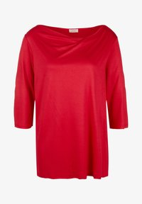 Triangle - MIT WASSERFALL - Long sleeved top - red - 5