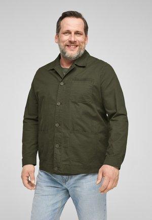 Summer jacket - khaki/oliv