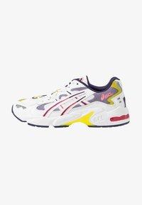 ASICS SportStyle - GEL KAYANO - Sneakers basse - white/purple matte - 1