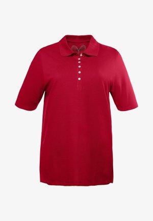 MIT SAMTBAND-K - Polo shirt - mohn