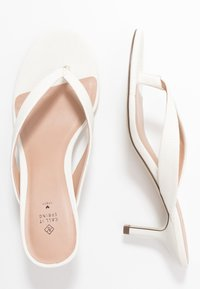 Call it Spring - MYLA - T-bar sandals - white - 3