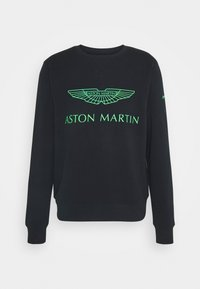 Hackett Aston Martin Racing - LOGO CREW - Mikina - navy - 0
