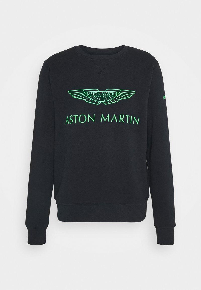Hackett Aston Martin Racing - LOGO CREW - Mikina - navy