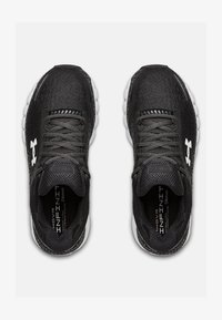 Under Armour - UA W HOVR INFINITE  - Neutral running shoes - black - 1