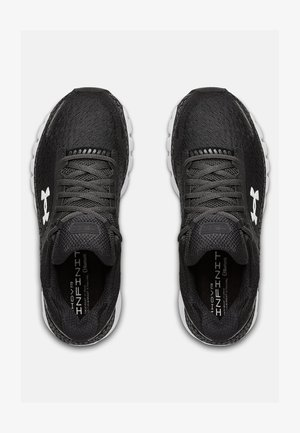 UA W HOVR INFINITE  - Neutral running shoes - black