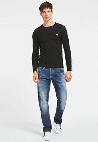 Guess - Long sleeved top - schwarz - 1