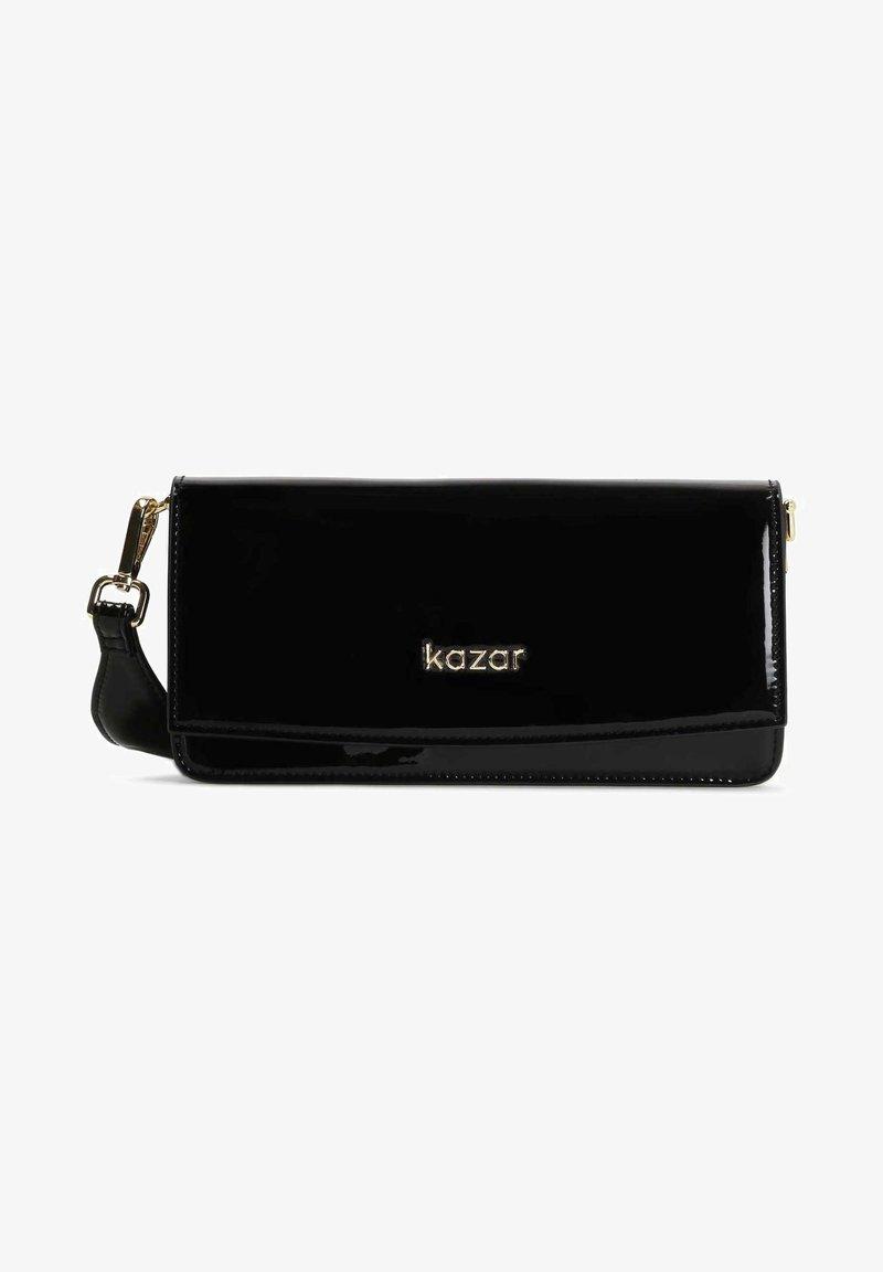 Kazar - MIRAMAR - Sac bandoulière - black