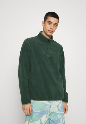 Fleece jumper - green gables