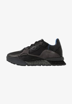 SANDOVAL - Sneakers laag - black/grey