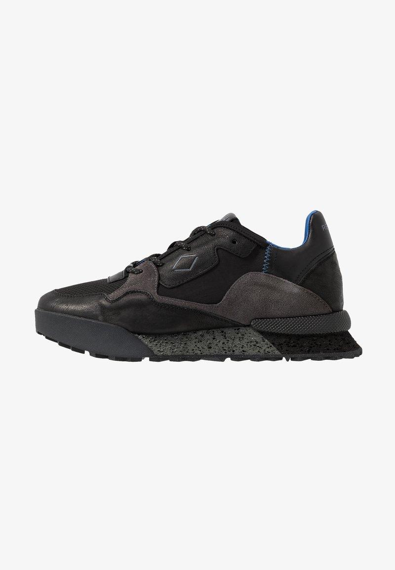 Replay - SANDOVAL - Sneakersy niskie - black/grey