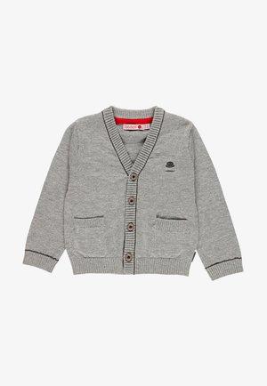 Vest - melange grey