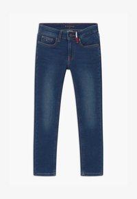 Tommy Hilfiger - SCANTON BRUSHED - Jeans Slim Fit - blue denim - 0