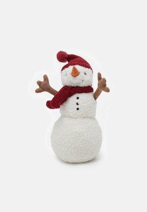 SNOWMAN UNISEX - Gosedjur - white