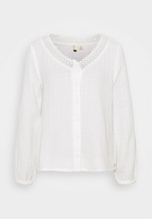 BEFORE YOU GO - Blusa - snow white