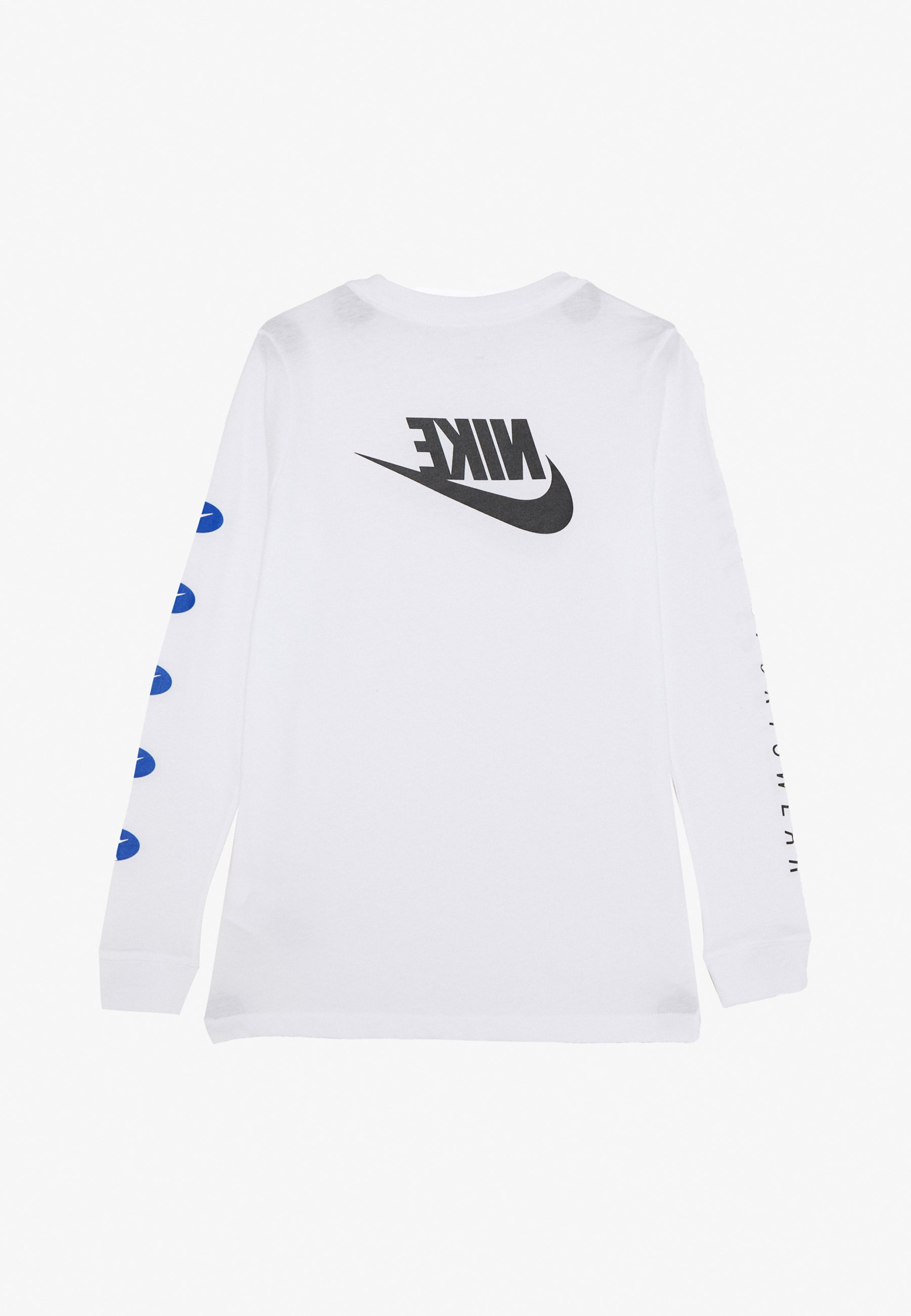 Nike Sportswear Tee Futura - Topper Langermet White