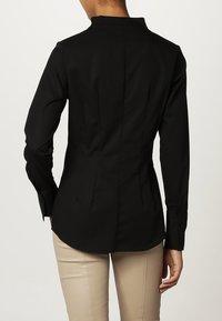 Seidensticker - Button-down blouse - black - 2