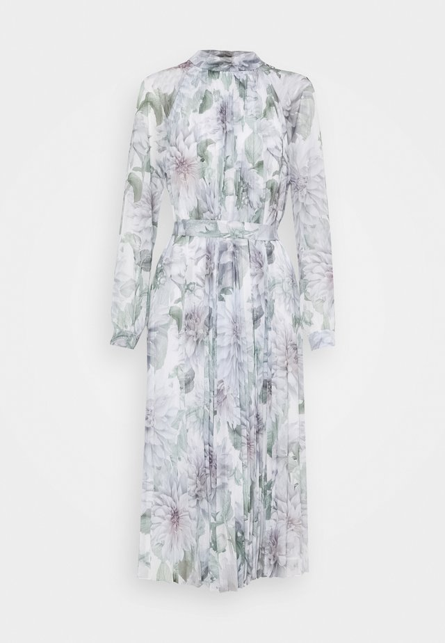 LUULUU - Shirt dress - white