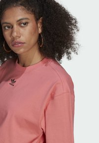 adidas Originals - TEE - T-shirts - hazy rose - 4