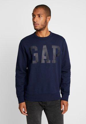 CREW - Sweatshirt - tapestry navy