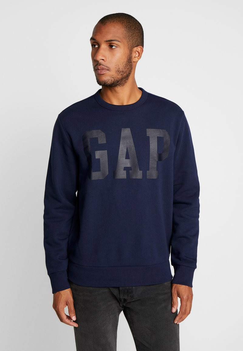 GAP - CREW - Sweatshirt - tapestry navy