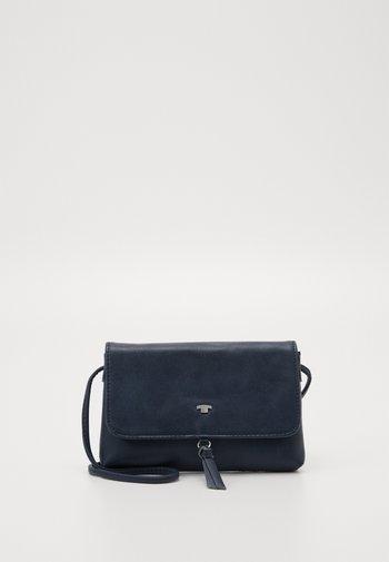 LUNA - Across body bag - dark blue
