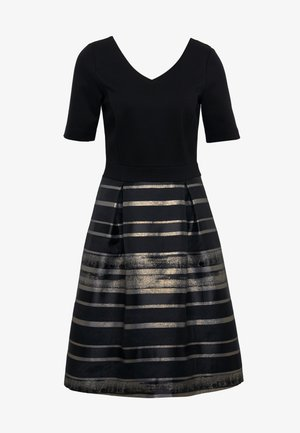 SHINE LUXE - Cocktail dress / Party dress - black