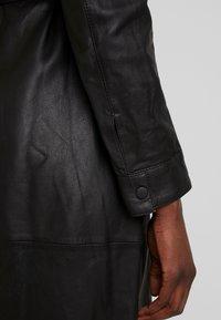 Ibana - ELIZABETH - Košilové šaty - black - 4