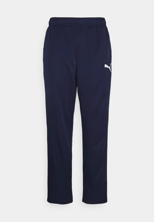 ACTIVE PANTS - Tracksuit bottoms - peacoat