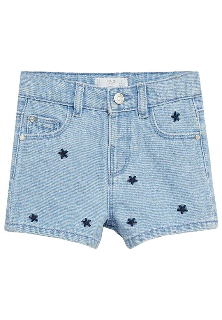 Kinder DOTS - Jeans Shorts