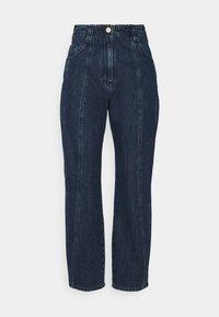 Alberta Ferretti - TROUSERS - Slim fit jeans - blue - 5