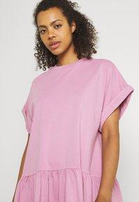 EDITED - CALI DRESS - Jersey dress - lila - 3