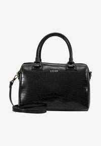 LIU JO - SATCHEL - Across body bag - black - 5