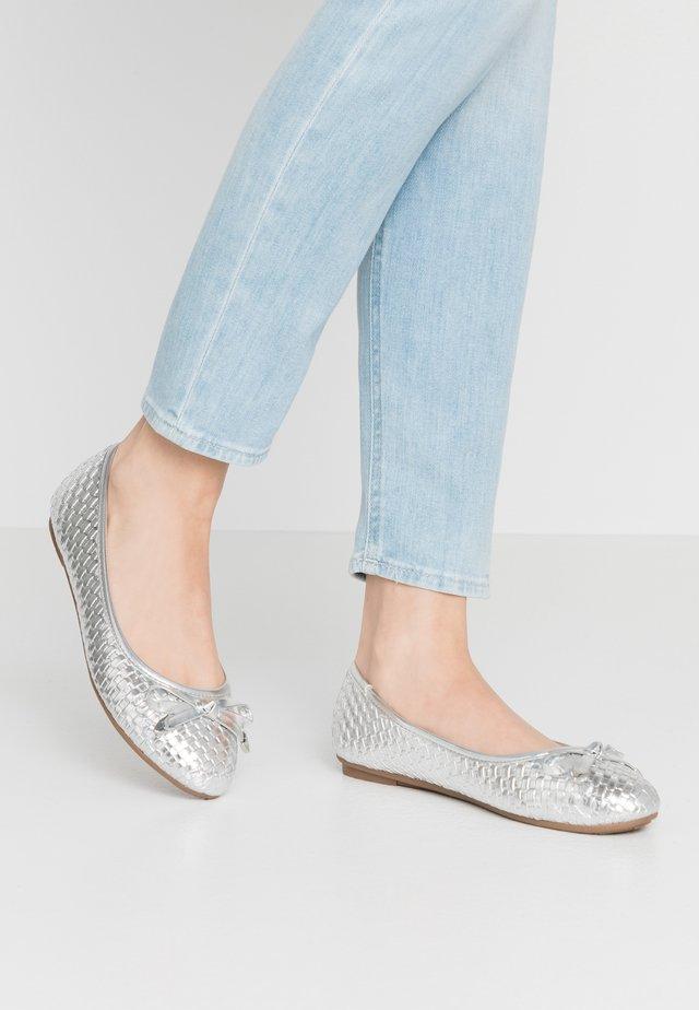 WEAVE - Ballerina - silver