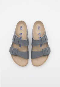Birkenstock - ARIZONA BF - Pantofole - gray - 3