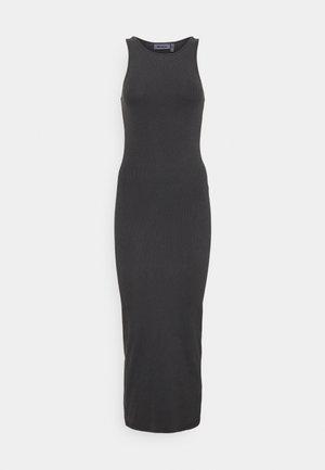 STELLA DRESS - Jerseykjole - off black