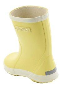 Bergstein - Botas de agua - yellow - 3