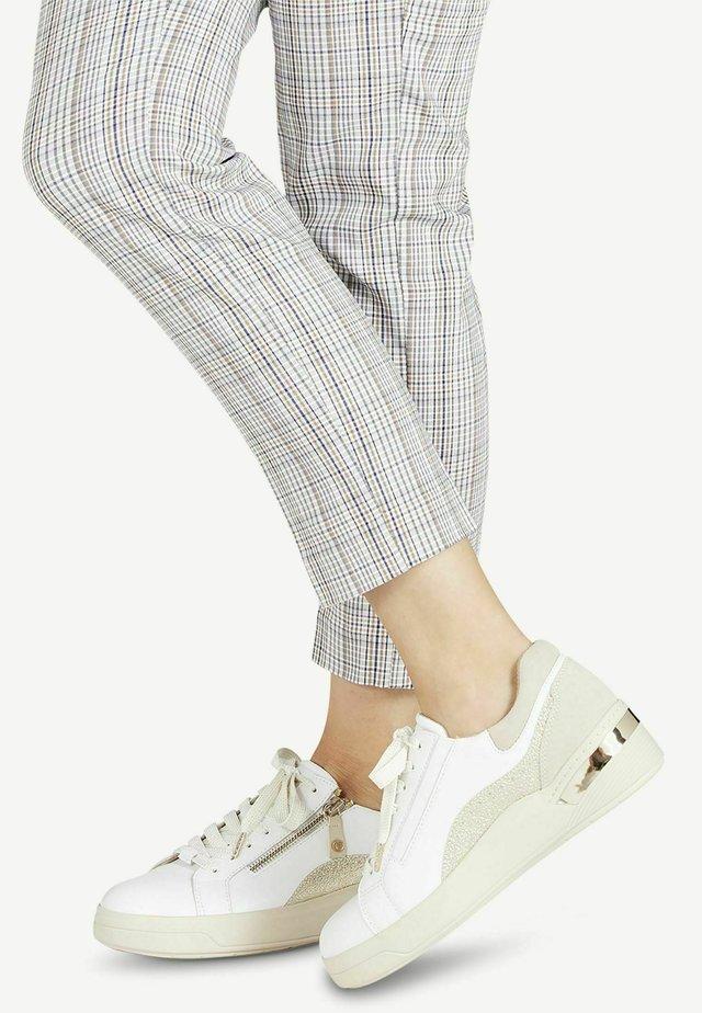Sneakers laag - wht/cream comb