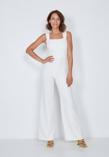 SQUARE STRAPPY - Jumpsuit - off-white