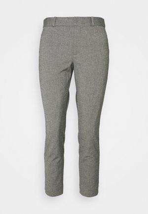 MODERN SLOAN TEXTURE PANT - Chinos - dark grey