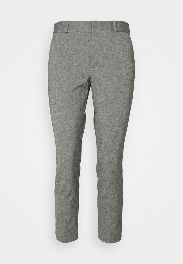 MODERN SLOAN TEXTURE PANT - Chino - dark grey