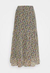 SKIRT CLAUDIA - A-snit nederdel/ A-formede nederdele - black