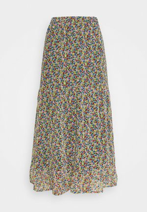 SKIRT CLAUDIA - A-line skirt - black